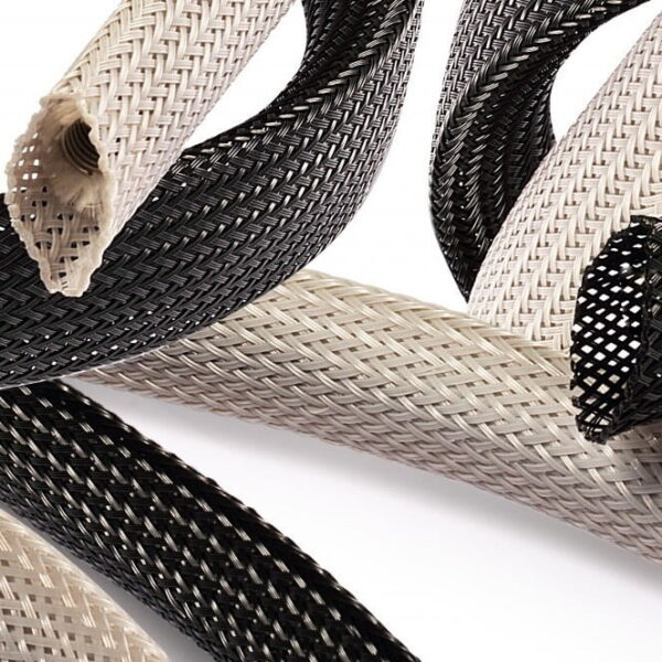 PPS Expandable Braided Sleeving