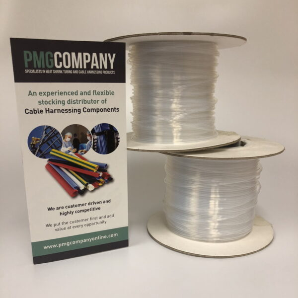 PTFE Non Shrink Transparent Tubing