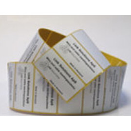PL-LSPP Printable identification Panel Plates